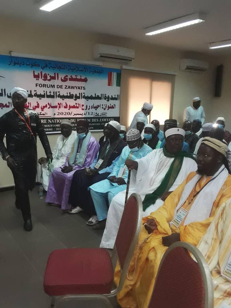 Le Cheick Abdoul Aziz Sarba
