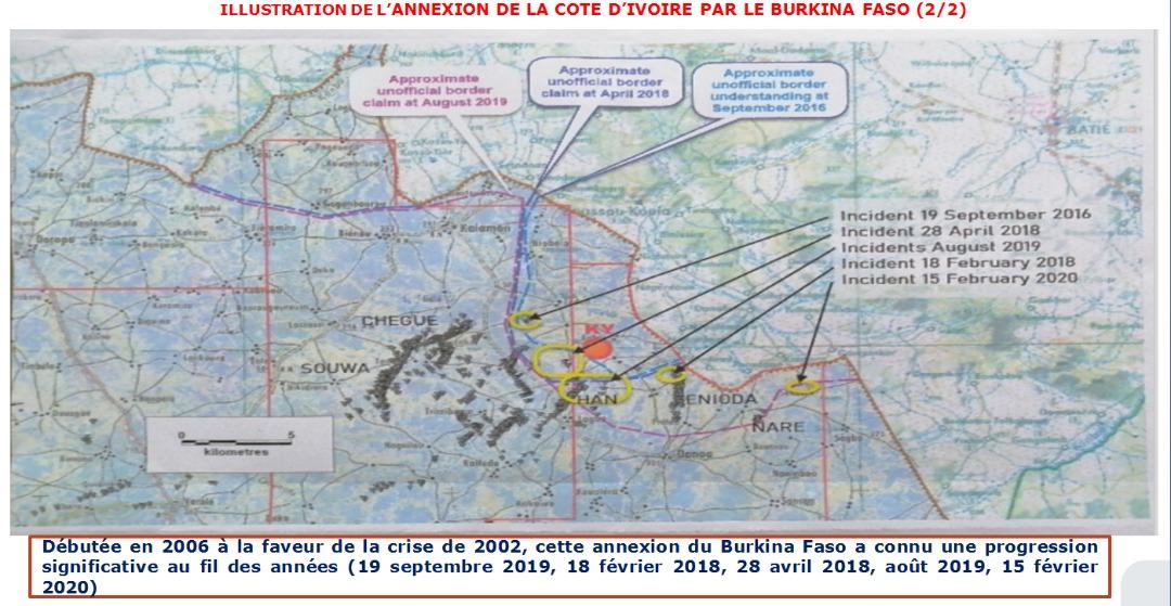 La menace terroriste visant les pays du Golfe de Guinée n'est plus confidentielle, au point que la France en est inquiète