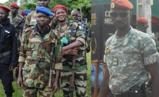 Qui a fourni à Amadé les armes de guerre ainsi que les tenues de FRCI qu'il portait ?