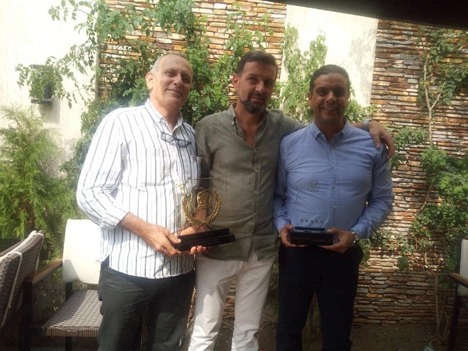 [Reconnaissance] La Nouvelle Parfumerie Gandour présente son Prix aux journalistes