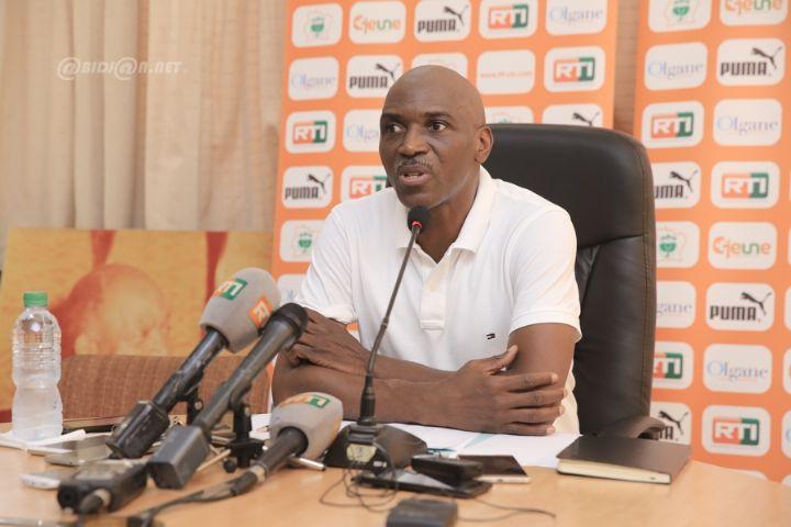 (Côte d'Ivoire Football)Sidy Diallo remercie Kamara