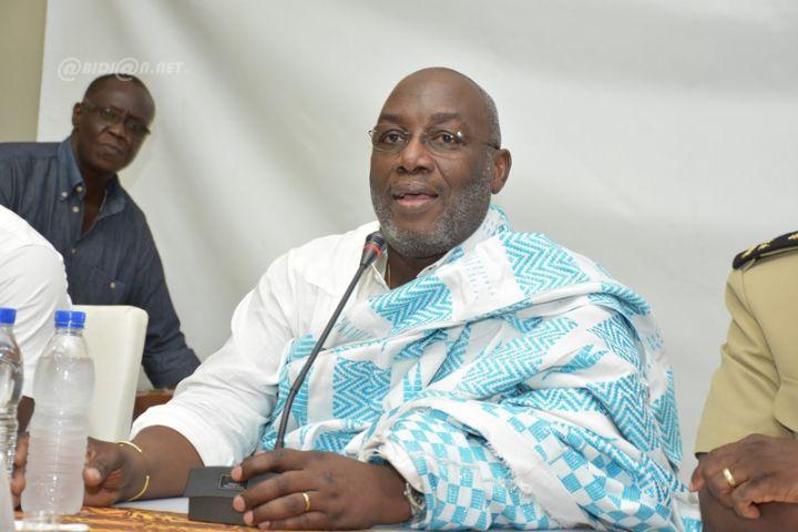 [FIF] 3ème mandat : Sidy Diallo dit ''niet'' (Par Fernand Dédêh Tagro)