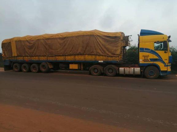 [Côte d''Ivoire Lutte contre la fuite des produits agricoles) 110 tonnes d'anacardes saisies