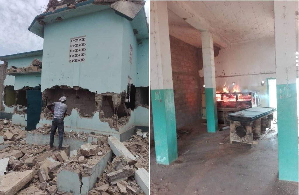 [Côte d'Ivoire Destruction de la mosquée de Yorobodi] Deux morts, l'imam exfiltré (témoignage)