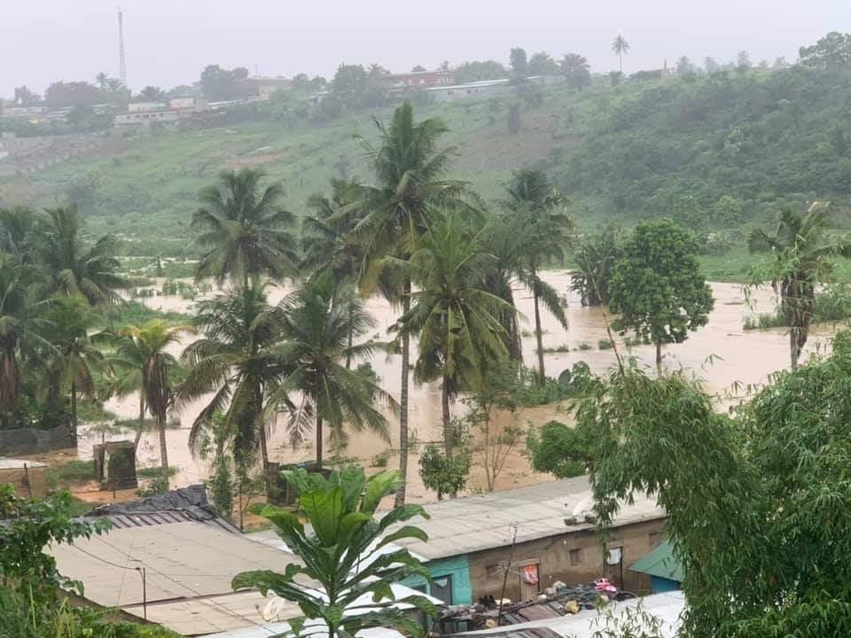 [Côte d'Ivoire] Saison pluvieuse dramatique à Abidjan