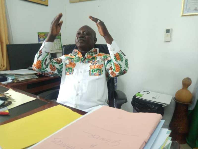 [Côte d'Ivoire Présidentielle de 2020] Le délégué Rhdp de Niakara-sud, Ouattara Clément ratisse déjà