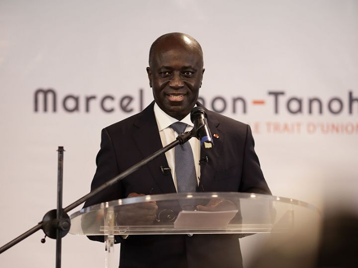(Côte d'Ivoire Annonçant sa candidature à la présidentielle) Amon Tanoh : « Ces dernières décennies, nos efforts communs n'ont pas été à la hauteur de cette promesse »