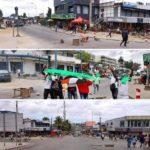 [Côte d'Ivoire] L'opposition manifeste dans des villes du pays pour dire non au troisième mandat de Ouattara