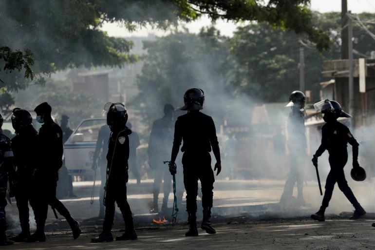 [Côte d'Ivoire Manifestations violentes] Le ministère de la Sécurité et de la Protection civile fait le point de 4 jours