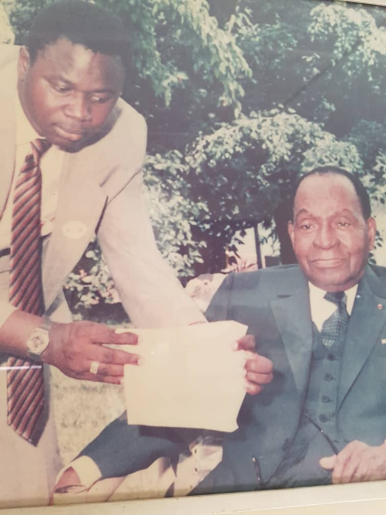 [À moins de trois de la présidentielle de 2020 en Côte d'Ivoire] Un ''petit-fils'' d'Houphouët dit ses vérités aux Hommes politiques