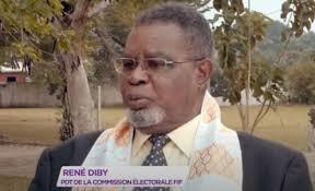 (Côte d'Ivoire  FIF –Travaux de la commission électorale) Refusant de cautionner un complot, René Diby démissionne