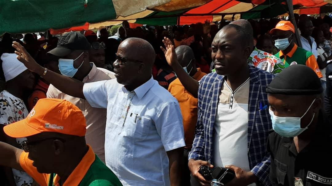 [Côte d'Ivoire Présidentielle 2020] Jacques Assahoré Konan et Botro promettent la victoire à Ado au soir du 31 octobre