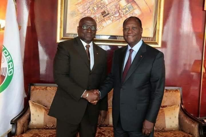 L'Ivoirien Jacques Anouma, candidat à la présidence de la CAF pour les élections en mars 2021