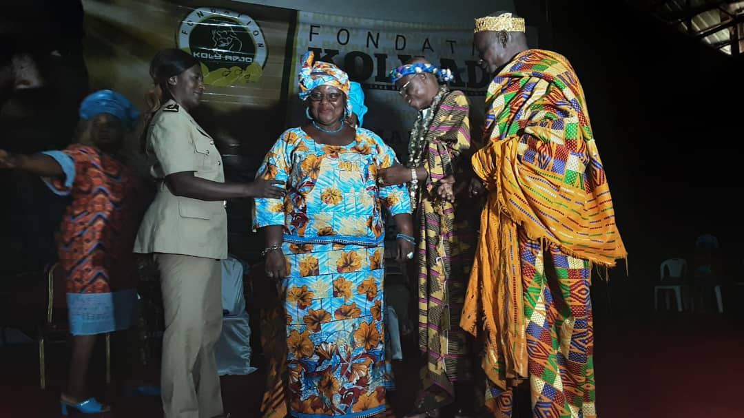 [Côte d'Ivoire Autonomisation de la femme]  La Fondation Koly Adjo installe sa section locale de Bouaké