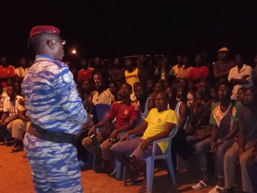 [Côte d'Ivoire] Le général ''pompier'' a encore éteint le feu à M'Batto