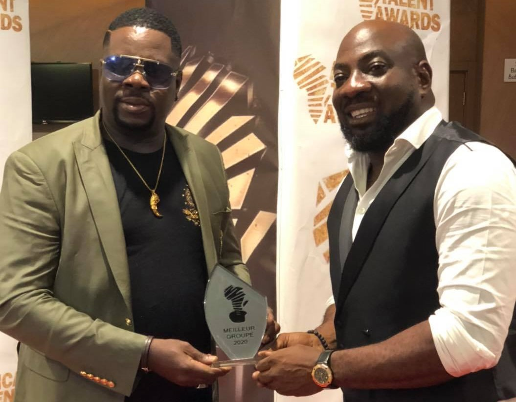 [African Talent Awards 2020] Yodé et Siro désignés, Meilleur groupe africain
