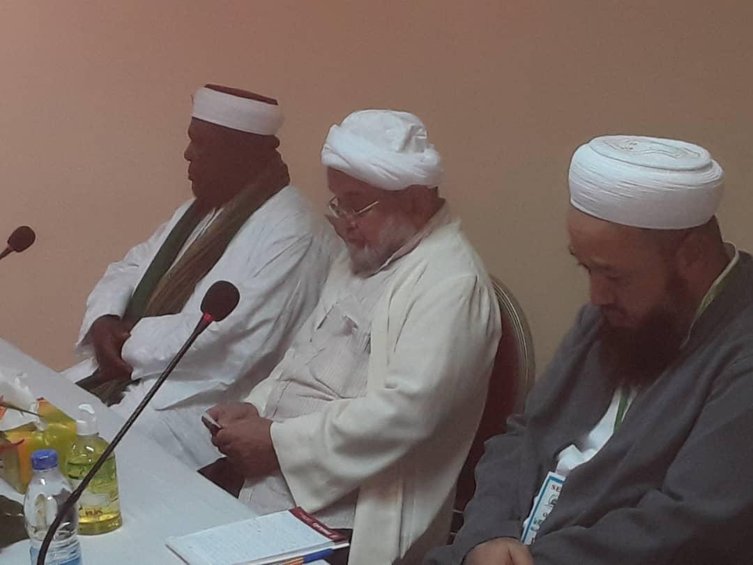 [Religion Forum  nationale des  Zawyas 2020] Le Cheick  Abdoul Aziz Sarba recommande l'autonomisation des imams et leurs adjoints