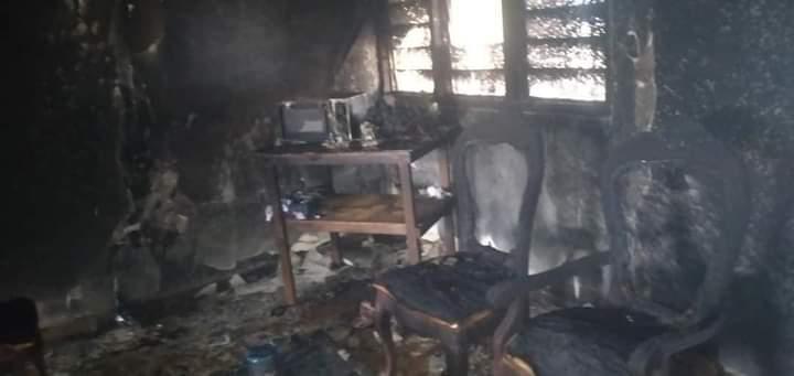 [Côte d'Ivoire Congés scolaires anticipés] Des élèves blessent plusieurs gendarmes à Gohitafla, incendient et saccagent des biens