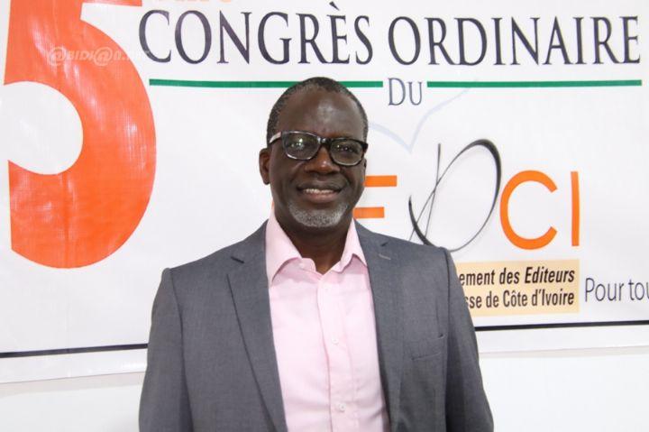 [Côte d'Ivoire Presse] Zohoré Lassane succède à Patrice Yao à la tête du Gepci