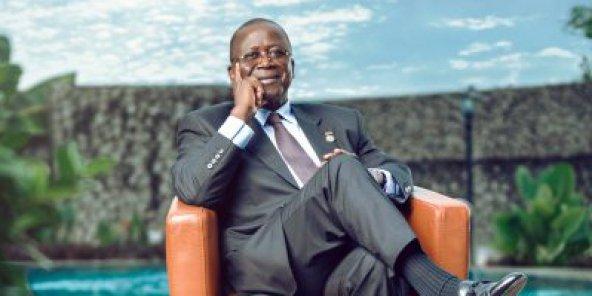Jeannot Ahoussou-Kouadio est là pour sécuriser son tabouret