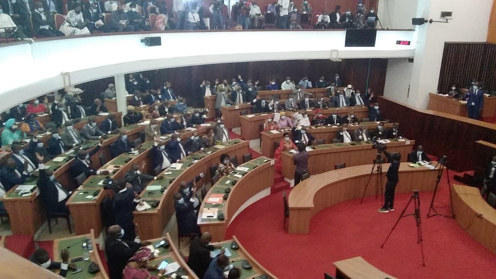 [Côte d'Ivoire] Le bureau de l'Assemblée nationale connu