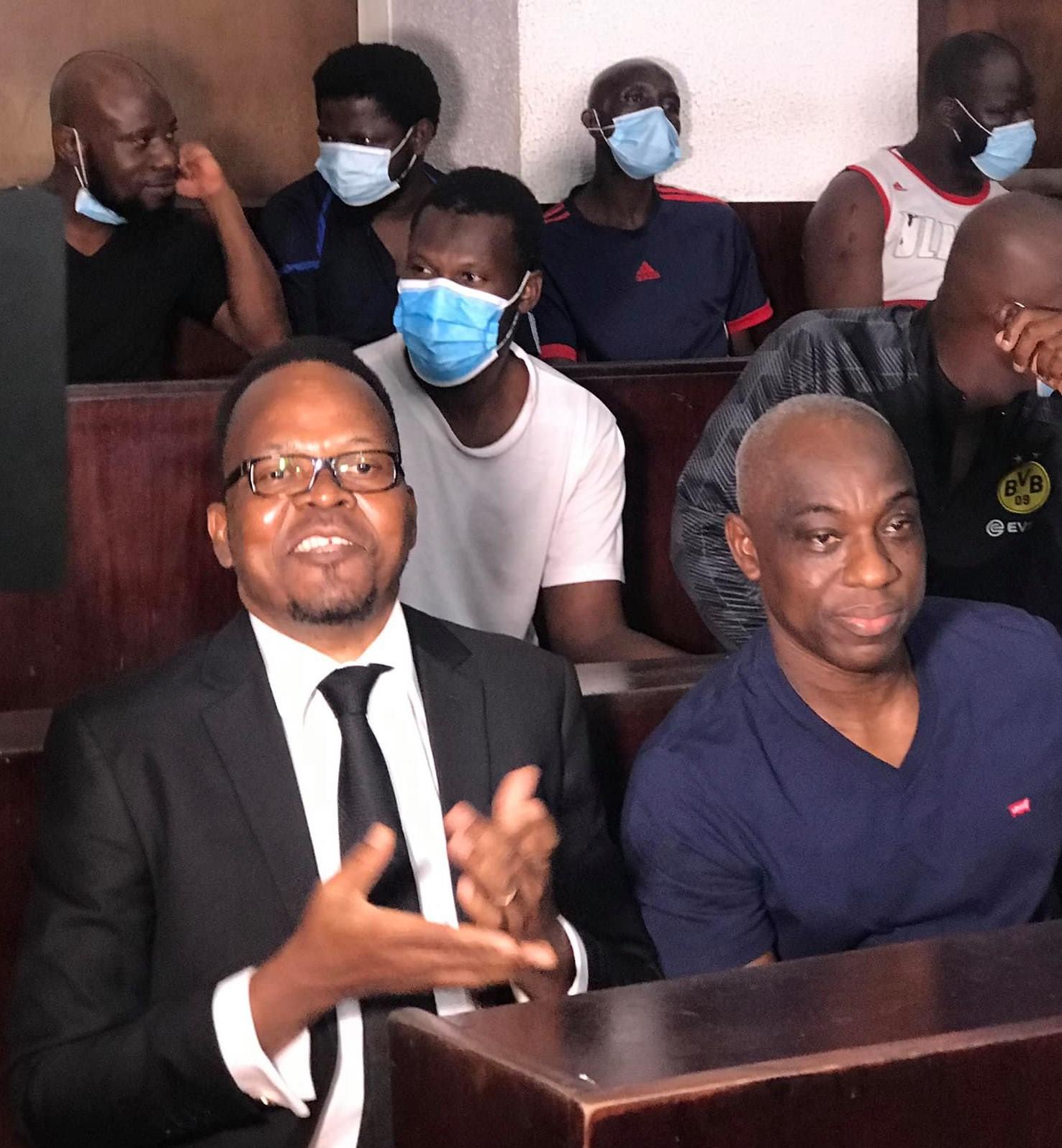 [Les pro-Soro au Tribunal criminel] Les avocats de la défense dénoncent ''un procès biaisé''