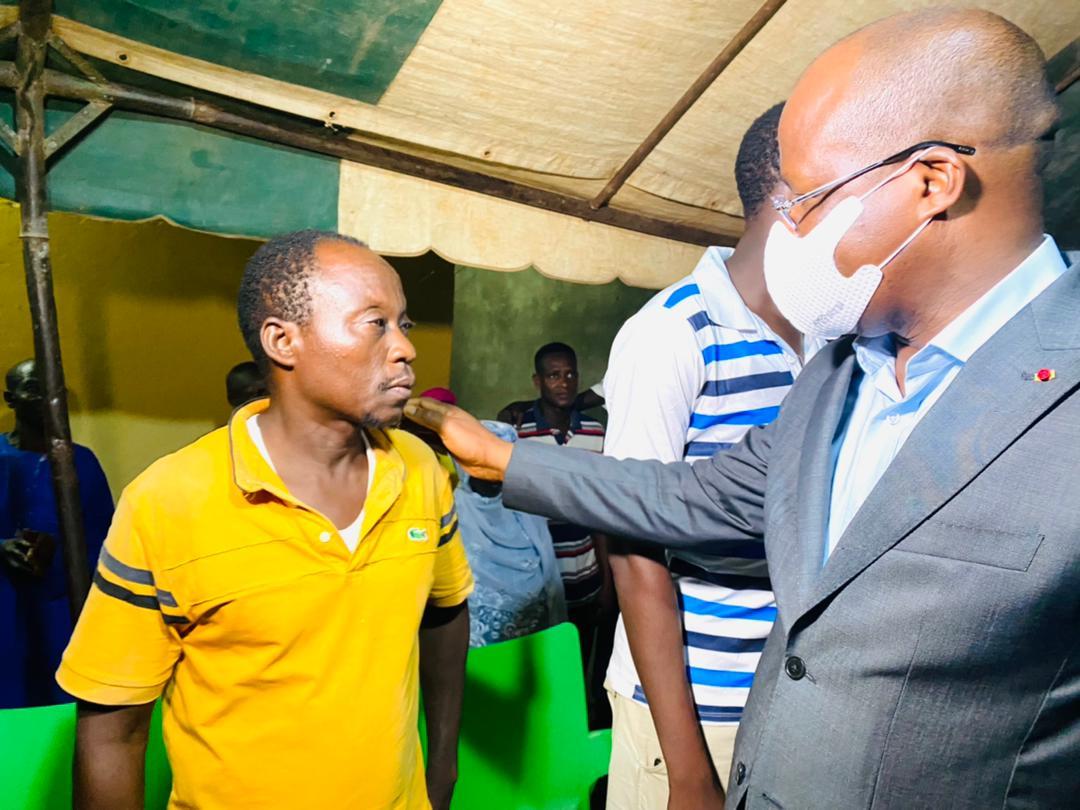 Déjà des interpellations à l'hôpital d'Adzopé