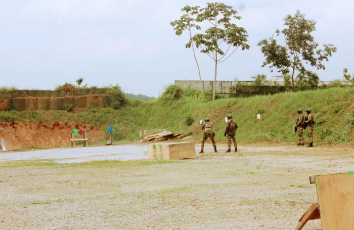 [Coopération/Armée] La Côte d'Ivoire à l'école des forces spéciales américaines