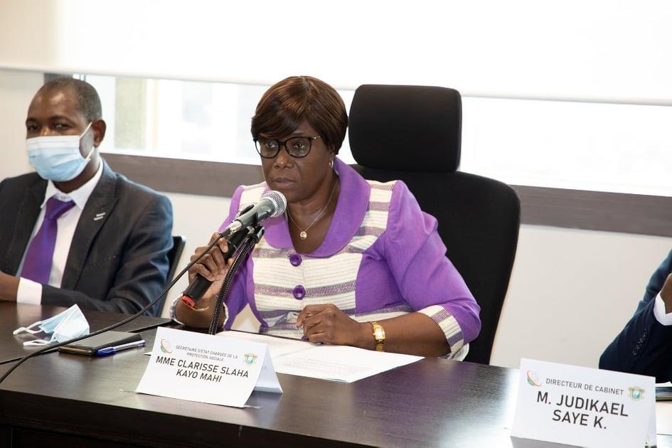 Mme Clarisse Kayo Mahi invite les mutuelles sociales à être un pilier pour l'État