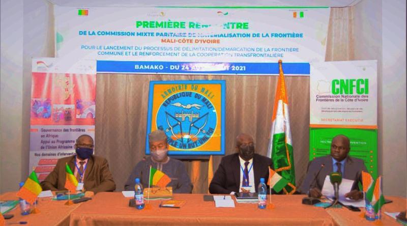 [Sécurité frontalière] La matérialisation de la frontière Côte d'Ivoire-Mali lancée