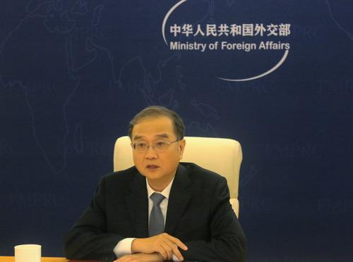 [Partenariat Chine-Afrique] Le ministre assistant des Affaires étrangères Deng Li annonce la mise en œuvre d'un plan sur l'innovation numérique