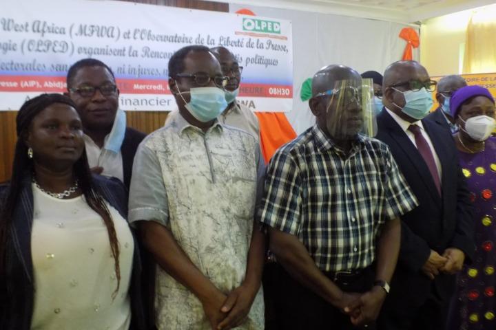 [Médias] MFWA et OLPED organisent un forum public sur l'accès à l'information et la gouvernance responsable en Côte d'Ivoire