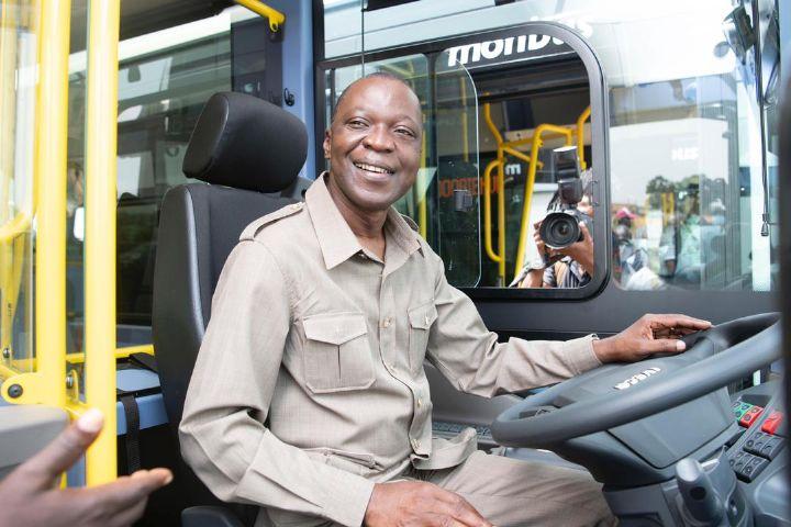 [Transport urbain] La SOTRA ouvre ses lignes à Bouaké, aujourd'hui