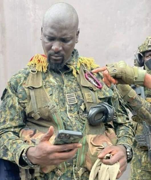 Tout sur l'homme fort de la Guinée