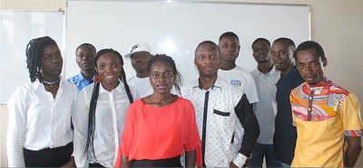 [Programme littéraire régional]  Les candidats ivoiriens formés sur les techniques d'écriture du '' Livre Contre les Maux de la cité, 2021 ''