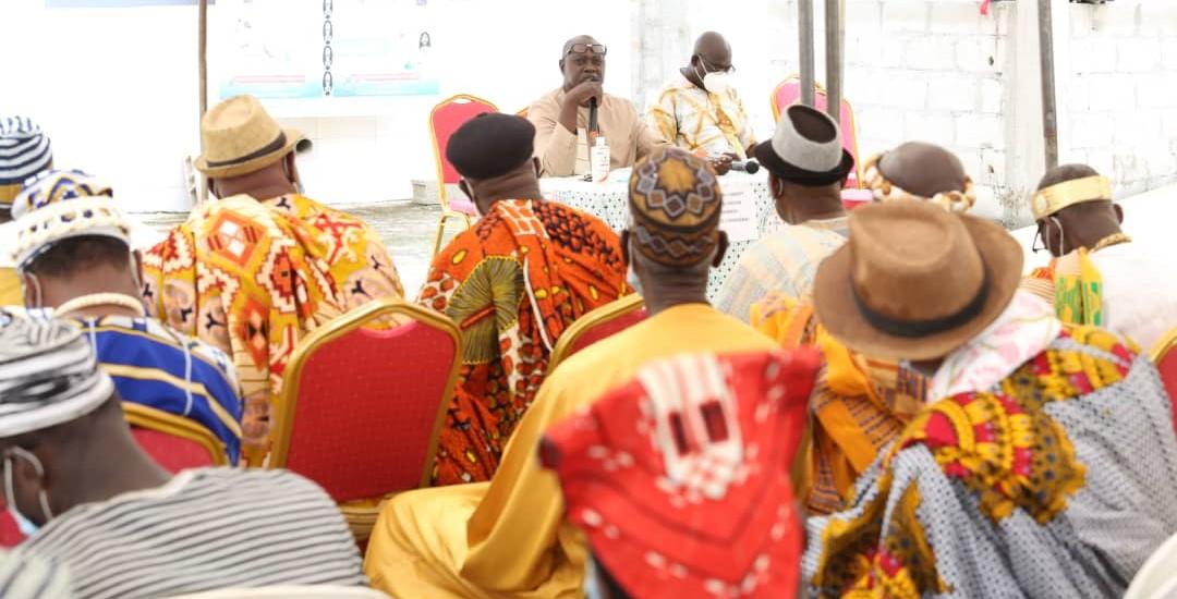 [Action de bienfaisance] Ce que la Fsucom de Ouassakara et les chefs des communautés préparent pour Alassane Ouattara à Yopougon