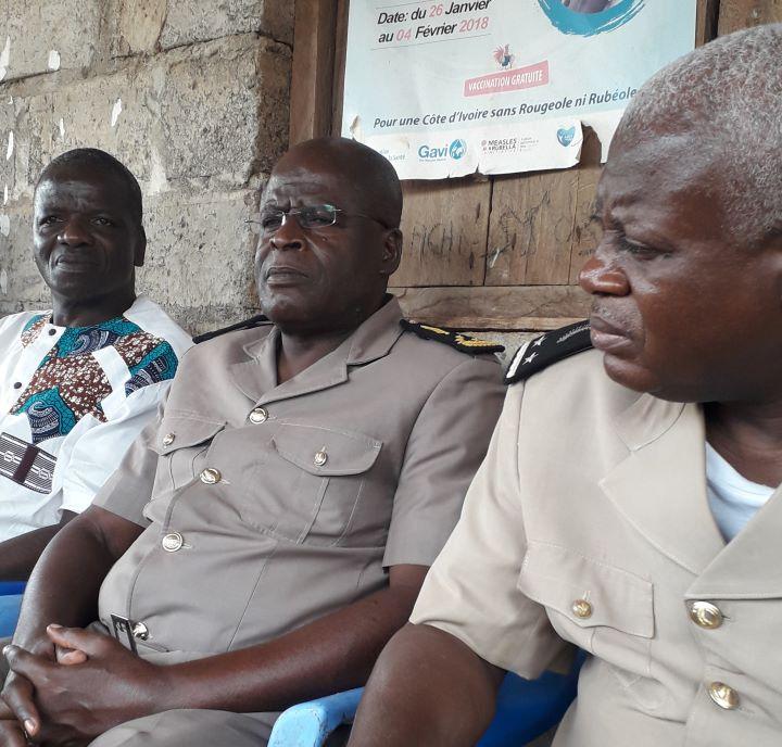 [Kabakouma Drame]  Le préfet du département de Biankouma ramène le calme