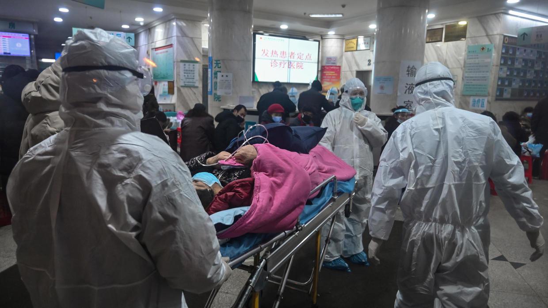 [COVID-19 Chine] 27.323 patients de coronavirus quittent l'hôpital après leur rétablissement