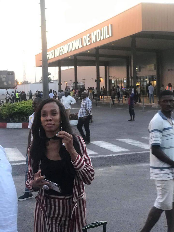 [Coronavirus] Aéroport de Lomé et de Kinshasa, un employé sur deux porte un masque de protection (La chronique de Fernand Dédêh Tagro)