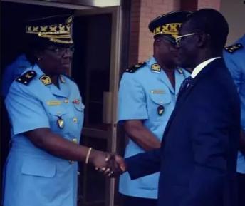 [Portrait] Découvrez la Première femme Contrôleur de la Police ivoirienne