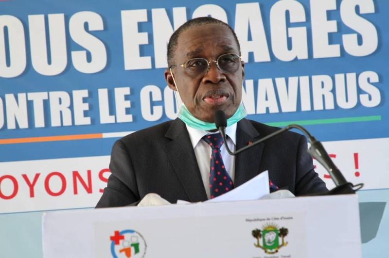 (Côte d'Ivoire COVID_19) Le  point de la situation de la maladie à #coronavirus (COVID-19) du 22 Avril 2020.