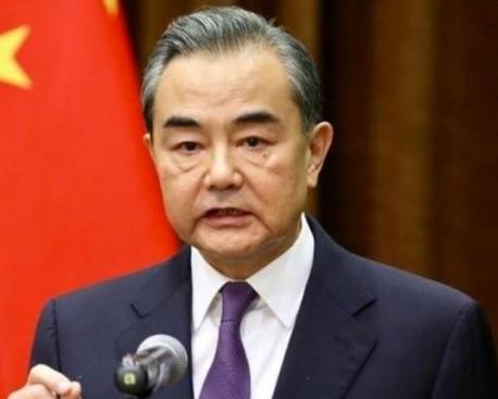 [Lutte contre la Covid-19] ''Construire une communauté de destin pour l'humanité est le bon choix'', selon Wang Yi