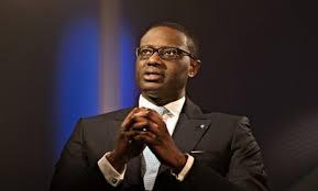 Interviw/Tidian Thiam : « L'Afrique est devenue une puissance économique… »