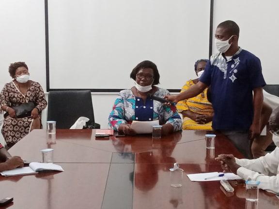 [Côte d'Ivoire/Filière de la pêche artisanale] L'Urescoop FFHA félicite le ministre Moussa Dosso pour ses actions de développement