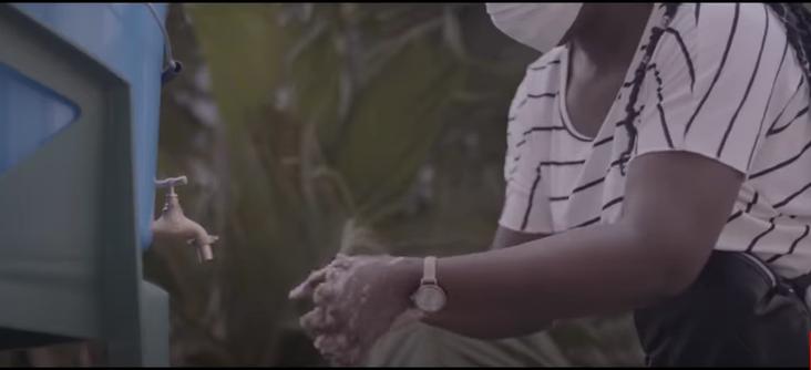 La Croix rouge lance le clip ''Ennemi de la Santé''