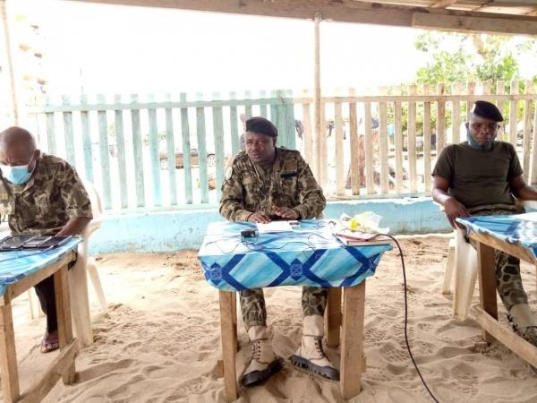 [Côte d'Ivoire Grève des gardes pénitentiaires, bientôt] Vers le calvaire des détenus  (communiqué)