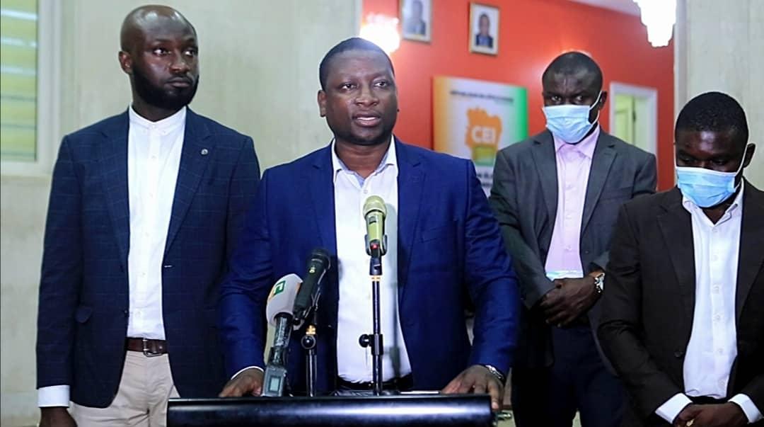[Côte d'Ivoire] Sio Daniel donne les raisons du dépôt de la candidature de Vincent Toh Bi Irié