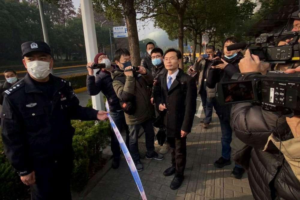 [Chine Covid-19] La Chine condamne la «journaliste citoyenne», Zhang Zhan à quatre ans de prison