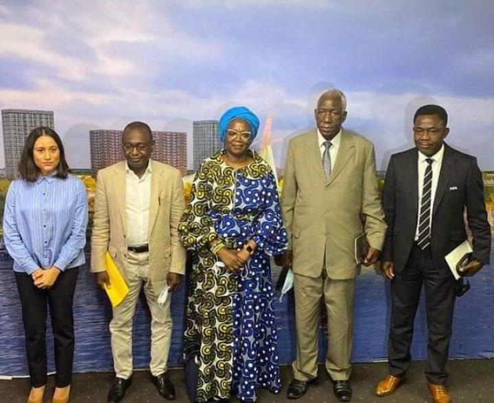 [Côte d'Ivoire Crise à la FIF] Tout sur la présidente, Mariam Dao Gabala