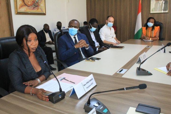[Côte d'Ivoire Médias] Les vœux de l'Ape-ci pour la liberté de la presse et la sécurité des journalistes